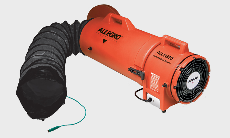 Allegro Axial Blowers