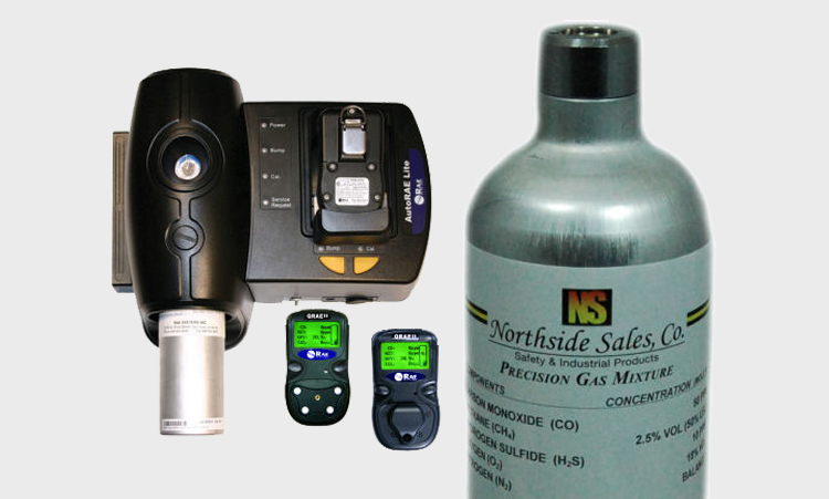 Calibration Gas for AutoRAE Lite - QRAE II