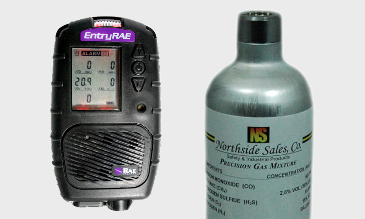 Calibration Gas for EntryRAE