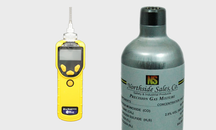Calibration Gas for MiniRAE 3000