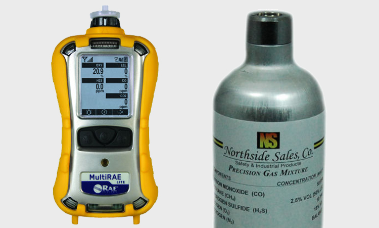 Calibration Gas for MultiRAE Lite