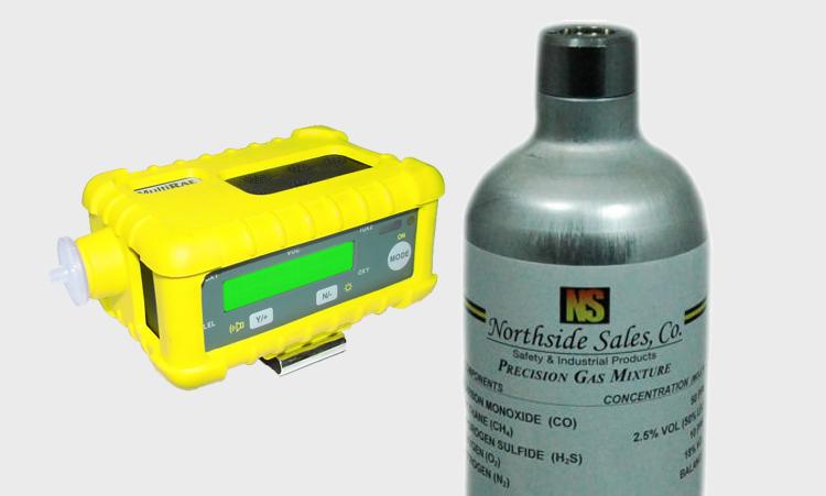 Calibration Gas for MultiRAE Plus