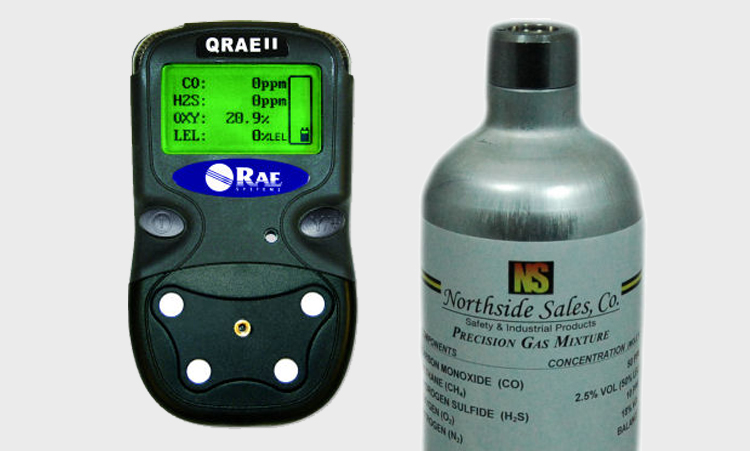Calibration Gas for QRAE II