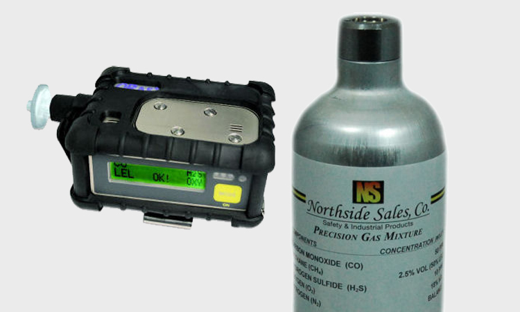 Calibration Gas for QRAE Plus