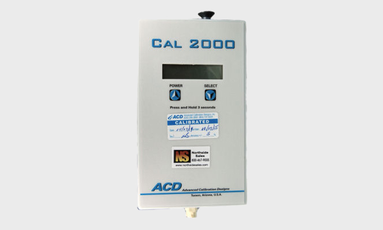 Chlorine Dioxide Calibration Gas - Cal 2000