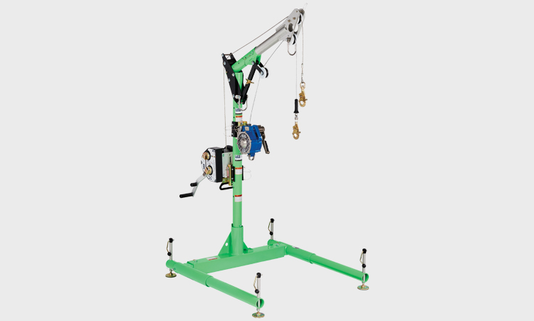 3M™ DBI-SALA® Advanced Hoist Systems