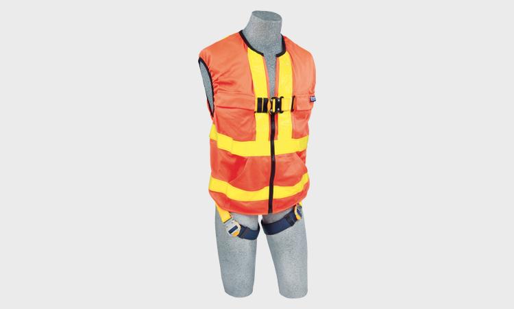 3M™ DBI-SALA® Hi-Vis WorkVest Harnesses
