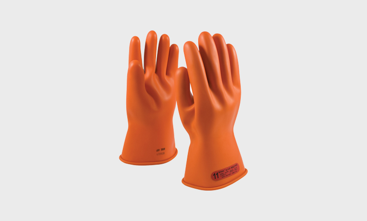 NOVAX Electrical Insulating Rubber Gloves