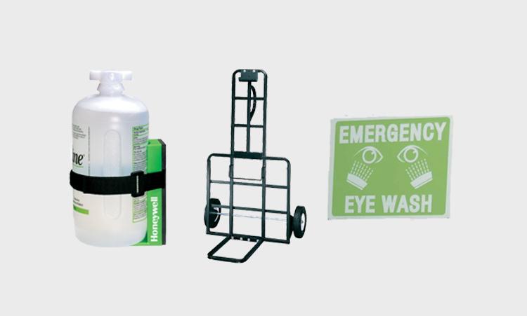 Emergency Eyewash Accessories