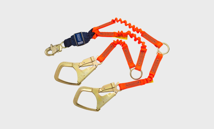 3M™ DBI-SALA® Force2™ Shock Absorbing Lanyards