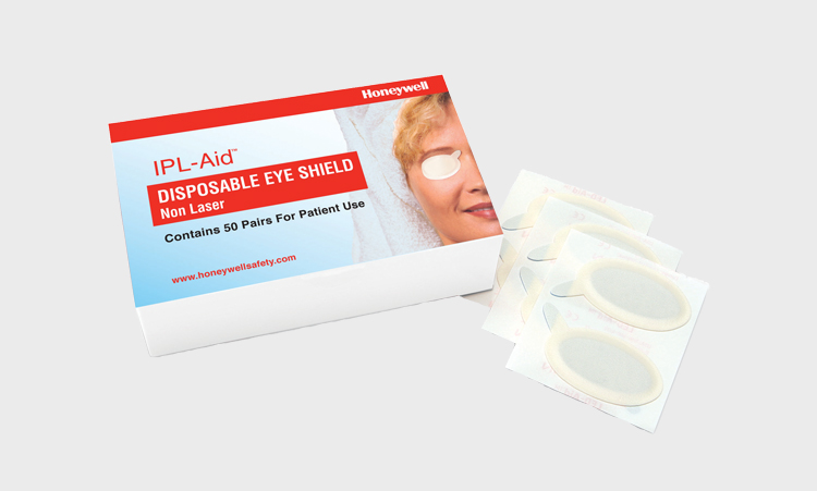 Laser IPL and Patient Eye Shields