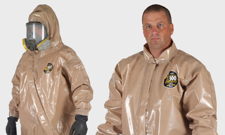 Kappler Z300 Zytron 300 Chemical Protection Suit
