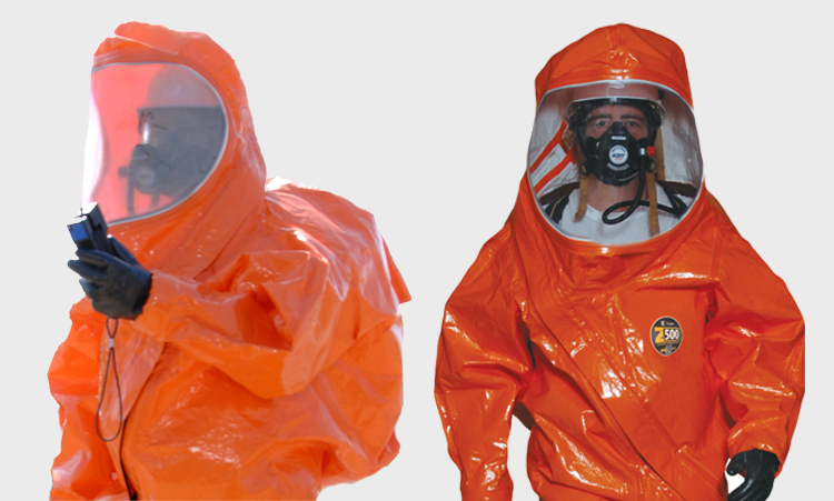 Kappler Z500 Zytron 500 Chemical Protection Suit