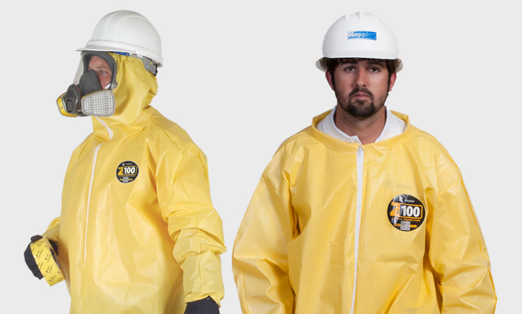 Kappler Z100 Zytron 100 Chemical Protection Suit