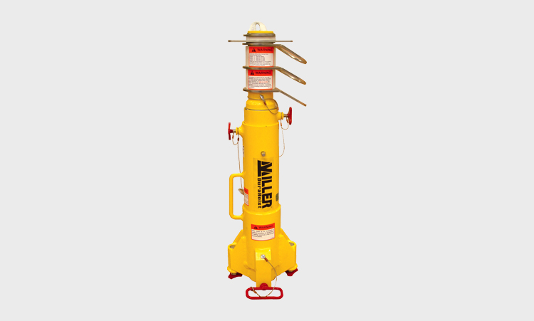 Miller DuraHoist Portable Fall-Arrest Anchor Post