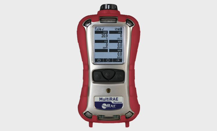 MultiRAE Benzene Replacement Sensors