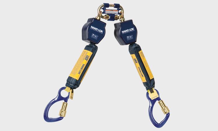 3M™ DBI-SALA® Nano-Lok Twin-Leg SRL's
