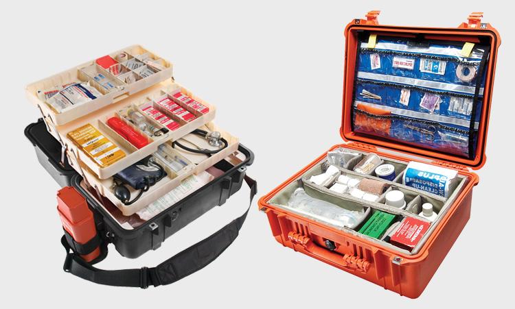 Pelican EMS Cases