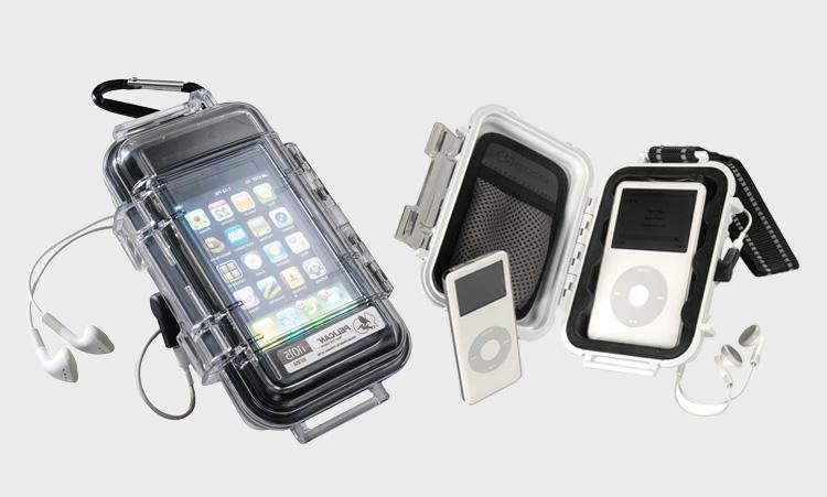 Pelican iPod/iPhone/iPad Cases