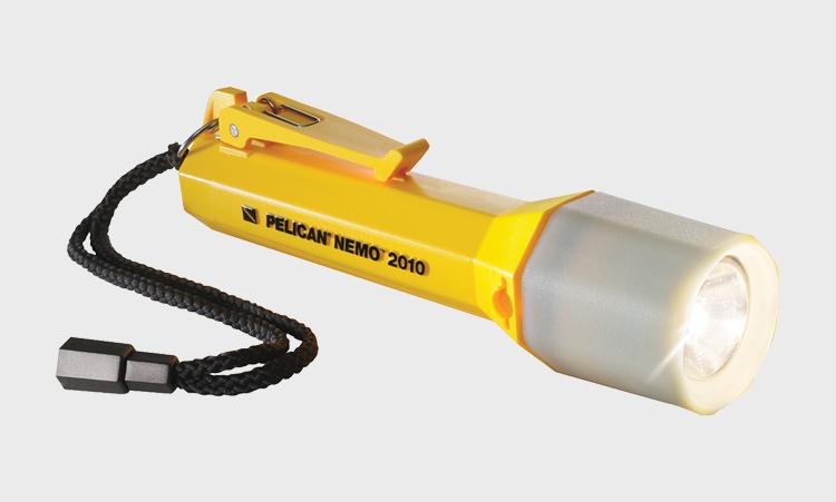 Pelican NEMO Dive Series Flashlights