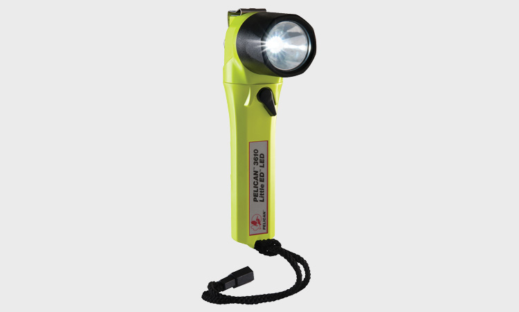 Pelican Recoil LED Series Flashlights