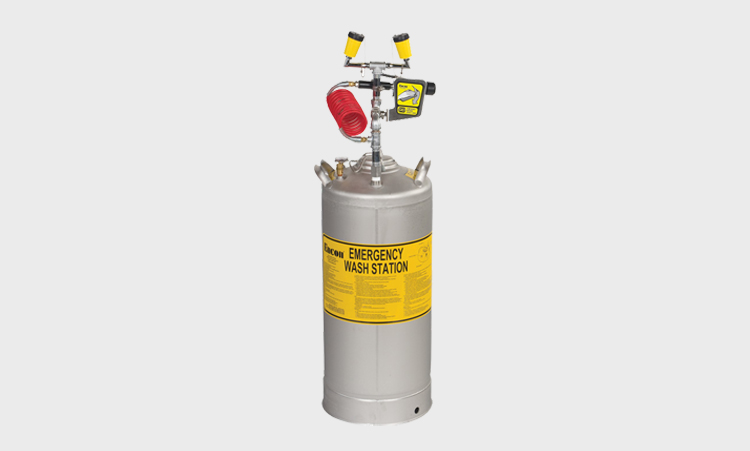 13-Gallon Portable Pressurized Stations