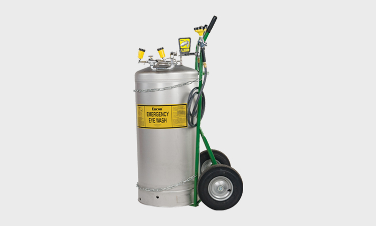 37-Gallon Portable Pressurized Stations