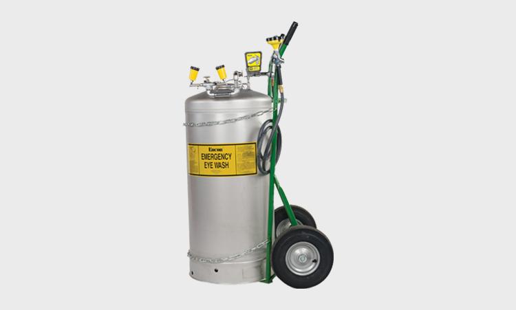 37-Gallon Portable Pressurized Stations