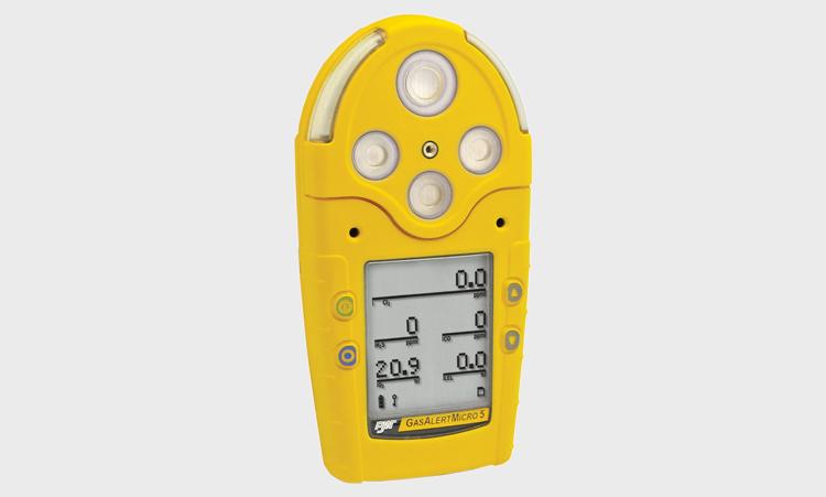 BW Multi-Gas + VOC Monitors