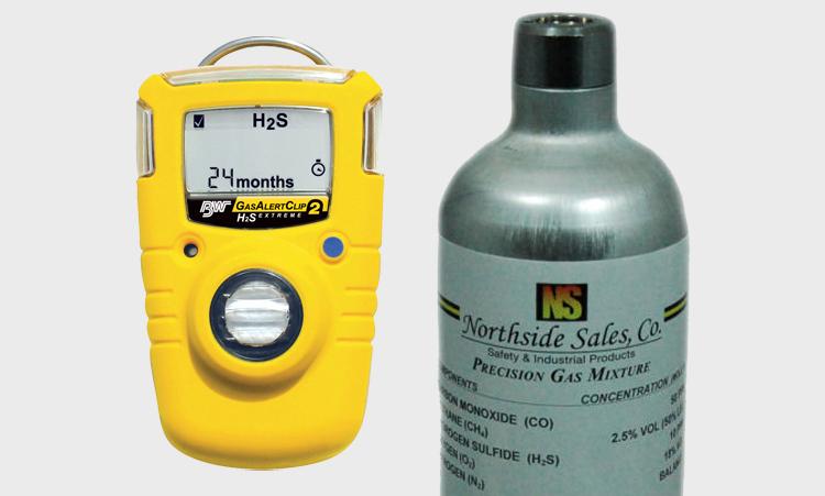 Test Gas for GasAlert Clip Extreme