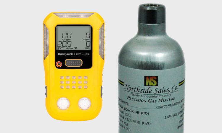 Calibration Gas for Clip4