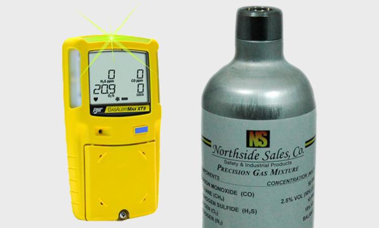 Calibration Gas for GasAlert Max XT II