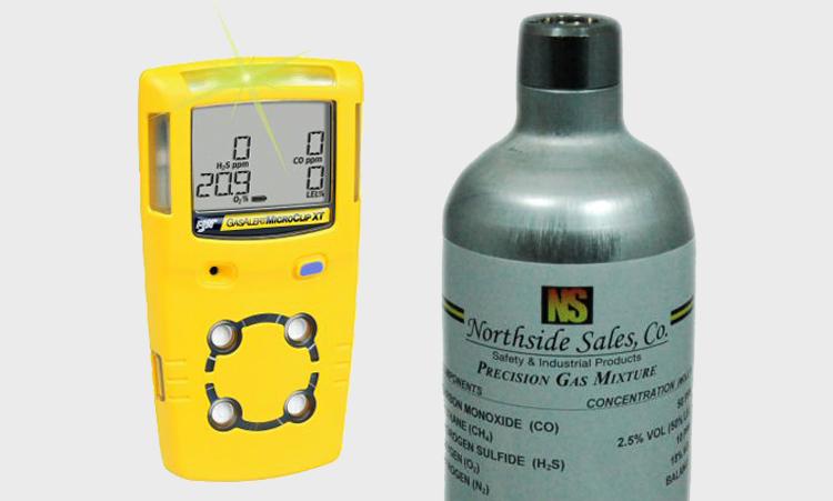 Calibration Gas for GasAlert Micro Clip XL/XT