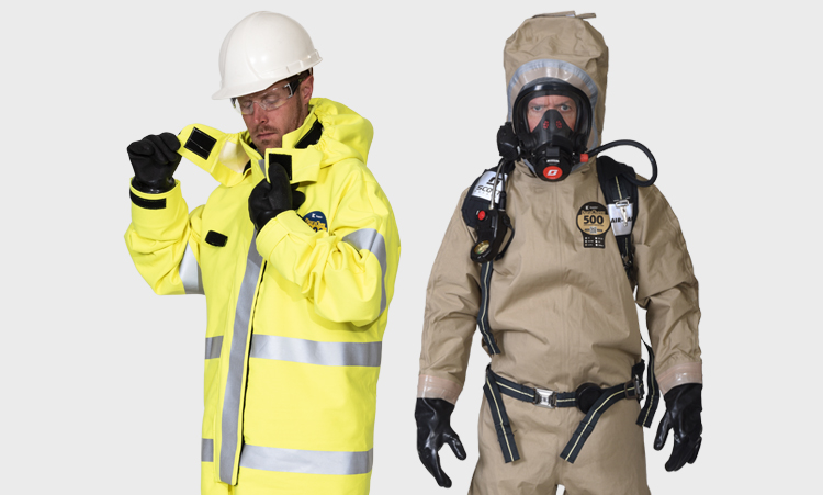 Kappler DuraChem Chemical Protection Suits