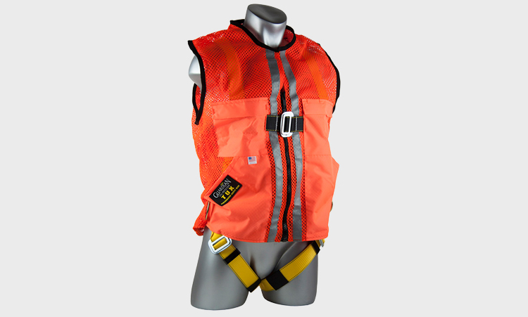 Guardian® Fall Protection Construction Tux Harnesses