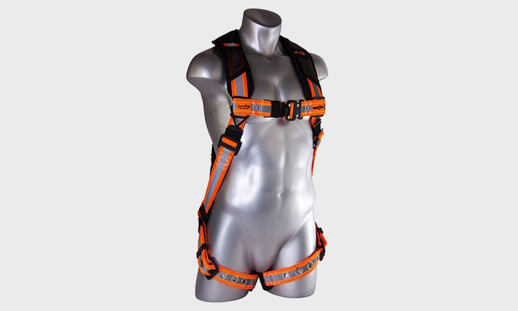 Guardian® Fall Protection Cyclone Reflective Harnesses