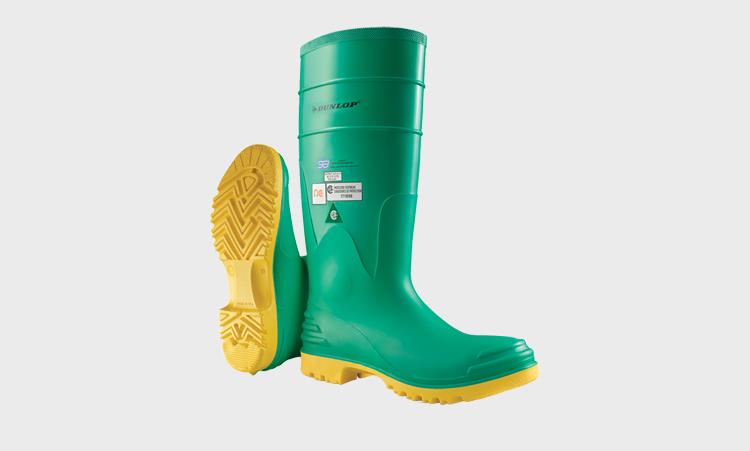 Chemical / Hazmat Boots