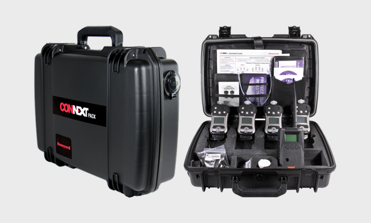 Honeywell RAE Systems - ConneXT Packs
