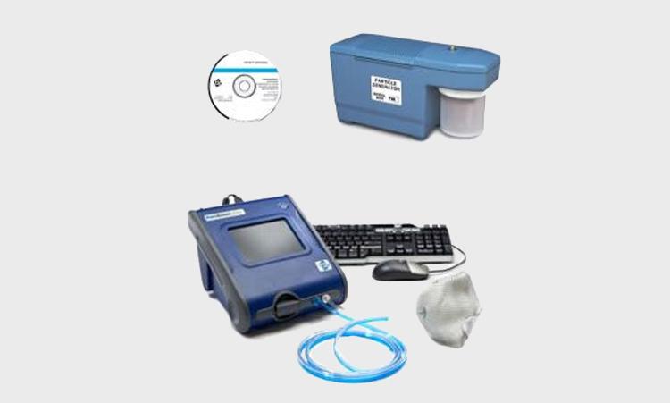 Fit Test Equipment Rental