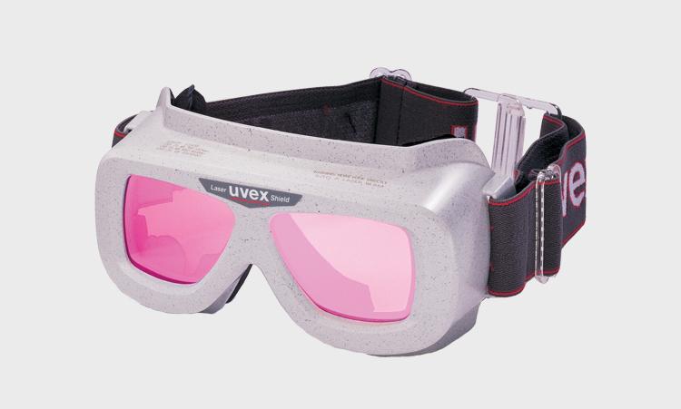 Laser Eyewear Protection