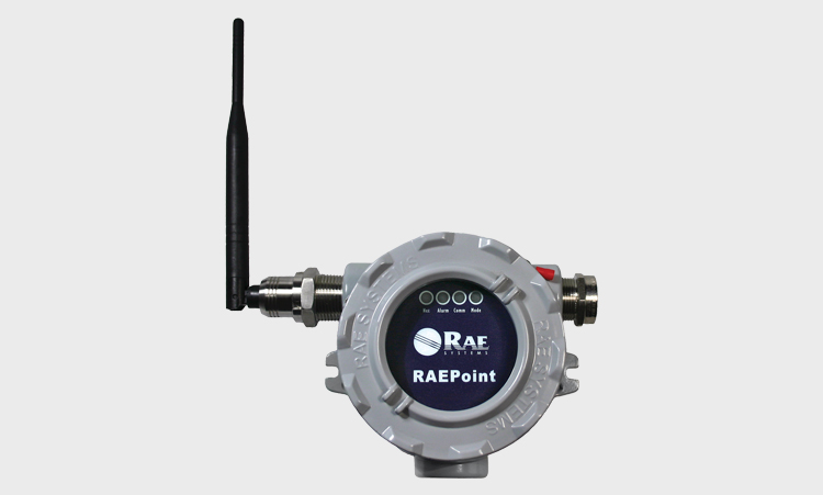 Honeywell RAE Systems - RAEPoint for MeshGuard