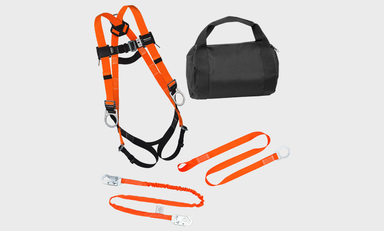 Miller Harness and Lanyard Kits