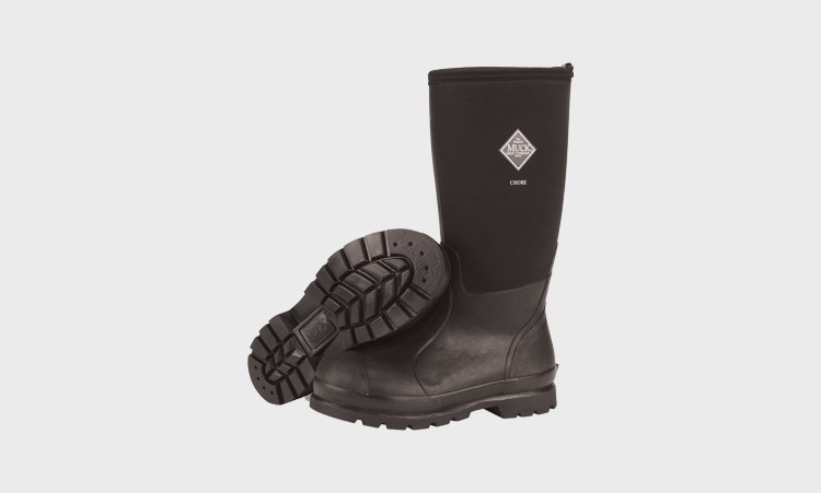 Muck Steel Toe Boots