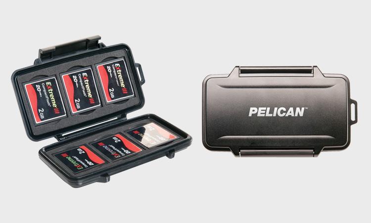 Pelican Memory Card Cases