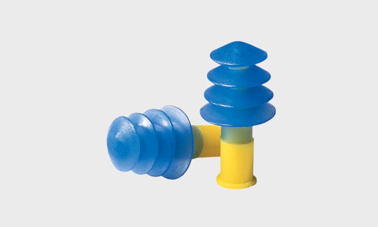 Earplugs - Reusable (Molded)