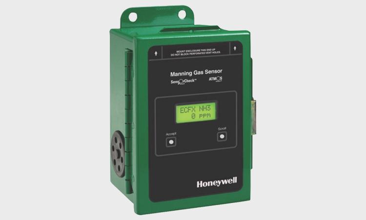 Honeywell Analytics - Refridgeration/Cold Storage Gas Detection
