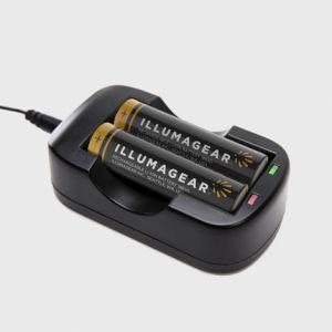 Illumagear® Halo™ Hard Hat Light Battery Charger
